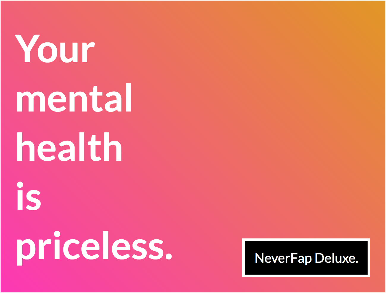 Your Mental Health Is Priceless
